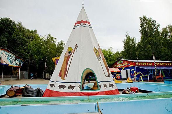 Карусель-карусель: 6 московских парков аттракционов. Изображение № 51.