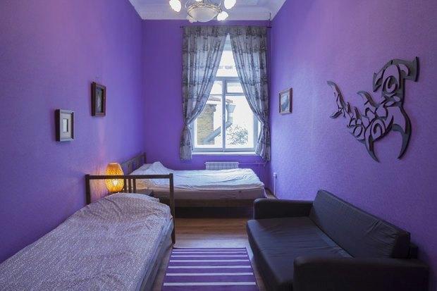 Свежий номер: 7 новых хостелов вПетербурге . Изображение № 26.