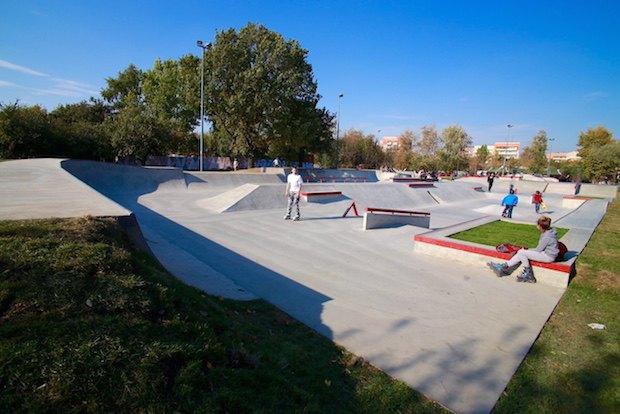 На юге Москвы после реконструкции открылся парк «Садовники». Изображение № 6.
