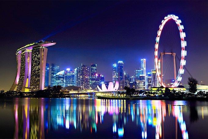 7 историй отом, как Сингапур стал городом будущего. Изображение № 1.
