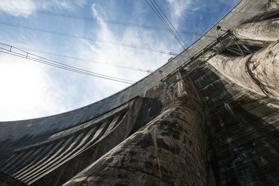 Как работает гидроэлектростанция. Изображение № 7.