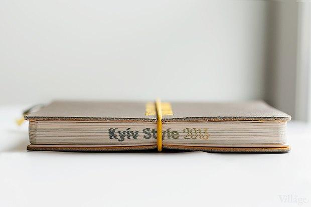 For notes: Блокноты киевских марок. Изображение № 24.