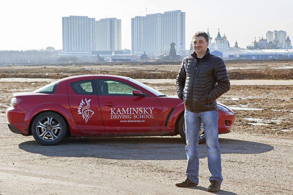 Kaminsky Driving School: Как сделать прибыльной школу водительского мастерства. Изображение № 1.