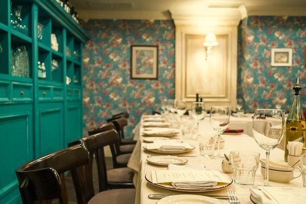 Probka обновила ресторан в отеле «Гельвеция». Изображение № 2.