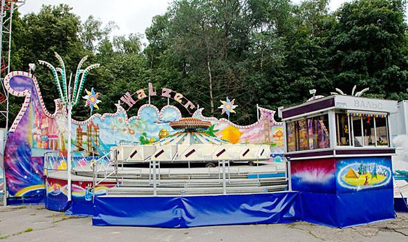 Карусель-карусель: 6 московских парков аттракционов. Изображение № 49.