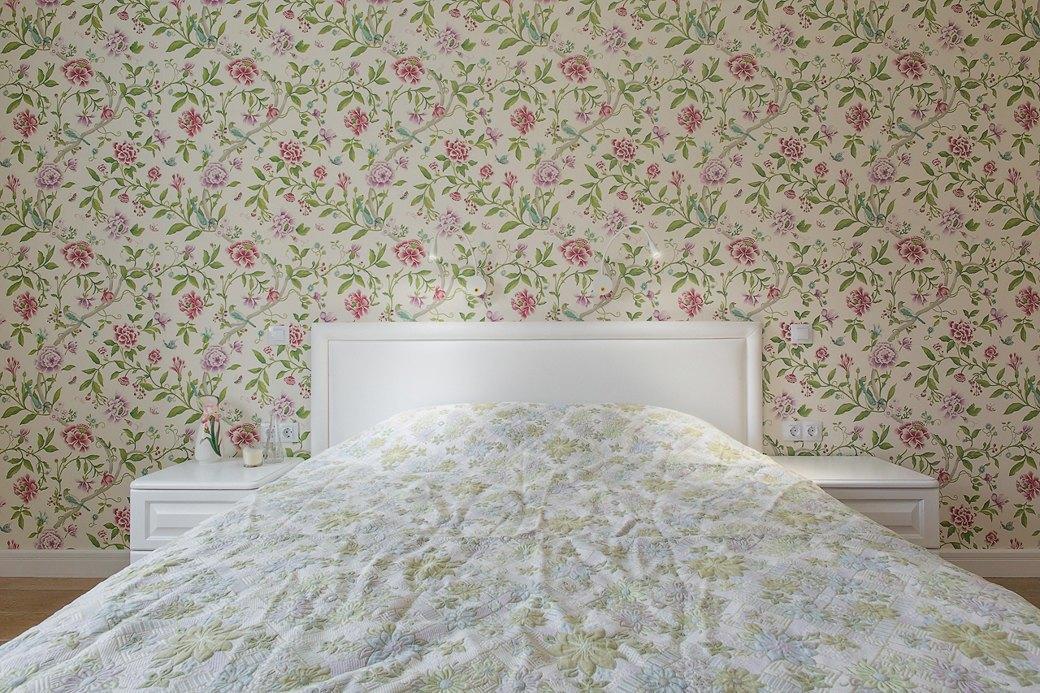 Квартира встаром доме склассической мебелью иплиткой азулежу (Петербург). Изображение № 12.