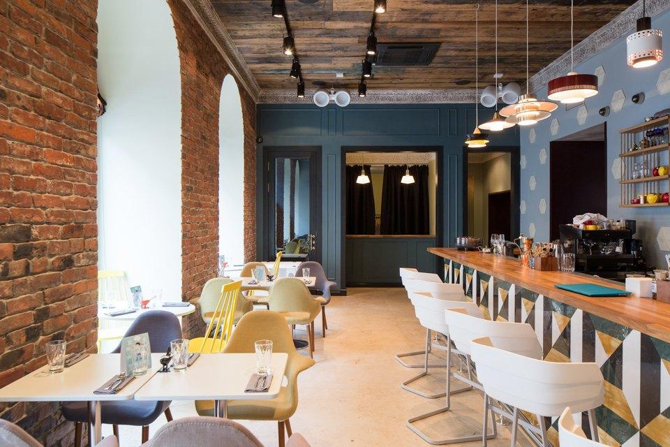 Ресторан-бар Lombard на Садовой . Изображение № 6.