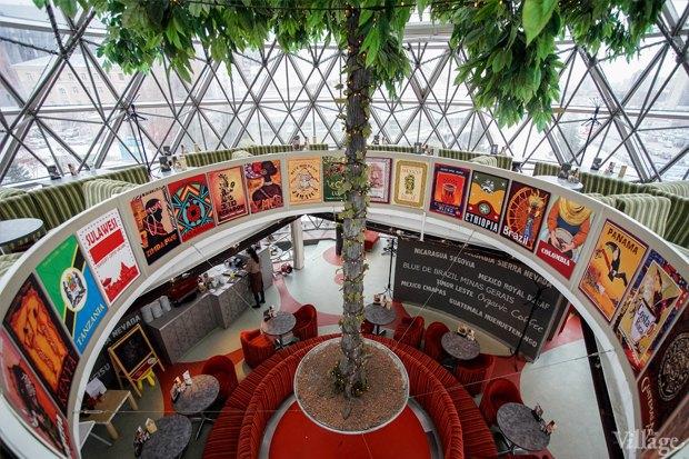 Флагманская кофейня Traveler's Coffee в центре Новосибирска. Изображение № 11.