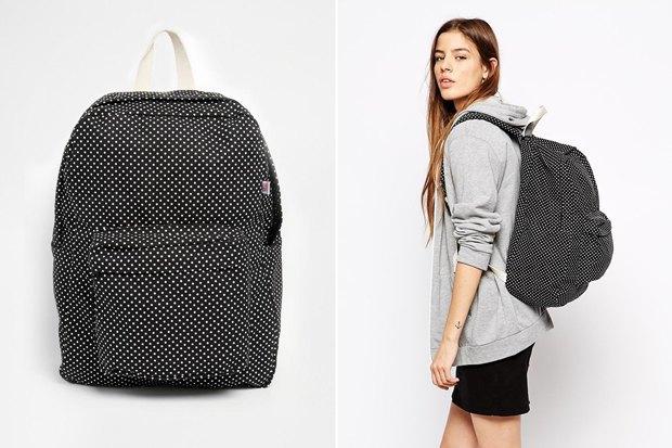 Где купить женский рюкзак: 9вариантов от 1 700 до 12 500 рублей. Изображение № 6.