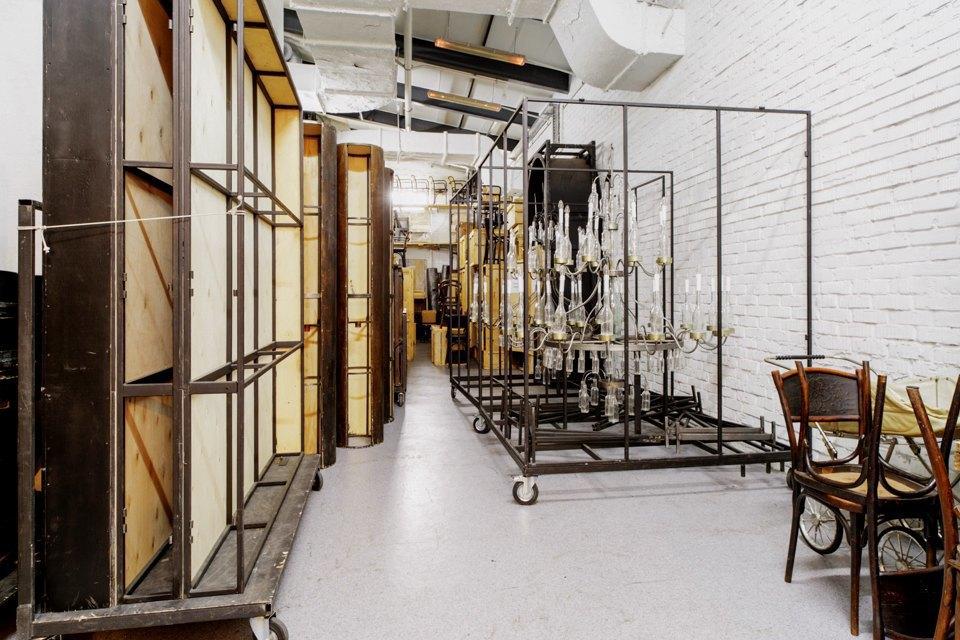 «Студия театрального искусства» вздании бывшей фабрики. Изображение № 31.