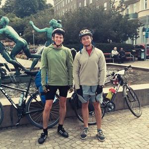 Личный опыт: Как доехать изВыборга до Амстердама навелосипеде. Изображение № 15.