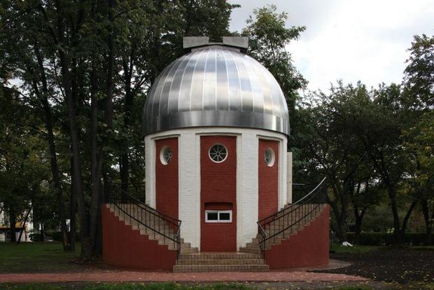 В парке Горького открылась обсерватория. Изображение № 1.
