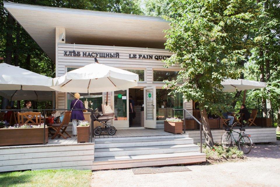 Еда в парке Горького: 33кафе, ресторана икиоска. Изображение № 7.