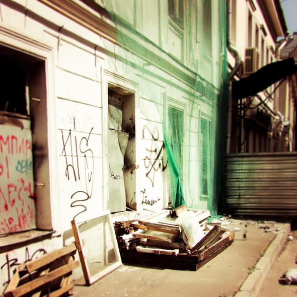 Изображение 8. В зоне риска: Дом архитектурной школы Казакова в Малом Златоустинском переулке.. Изображение № 5.