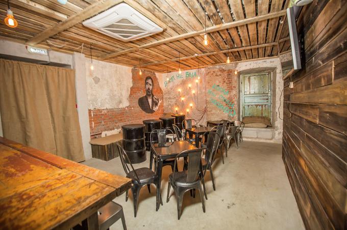 НаТрубной открылся крафтовый бар «Герои». Изображение № 4.