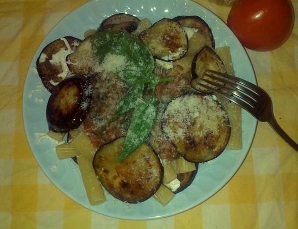 Паста 'alla norma' по сицилийскому рецепту. Изображение № 5.