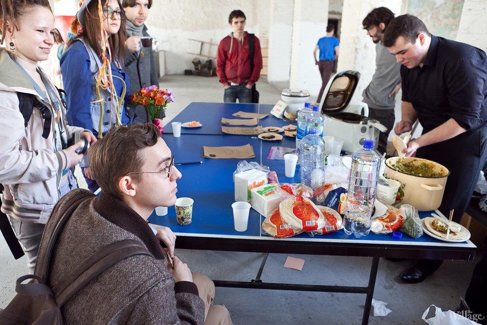 Люди в городе: Участники тестового ресторанного дня вПетербурге. Изображение № 2.