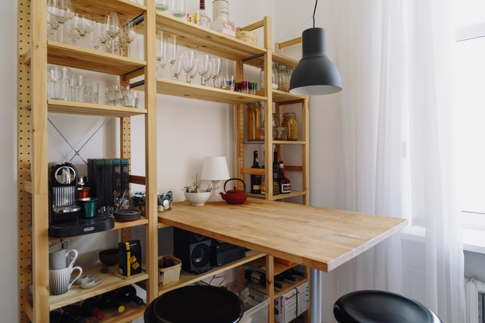 Двухкомнатная квартира топ-менеджера IKEA на«Маяковской». Изображение № 37.