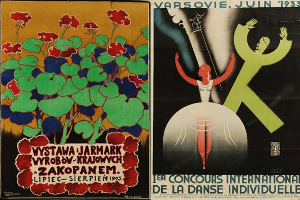 «Польский плакат XIX–XX века» в Пушкинском музее. Изображение № 1.