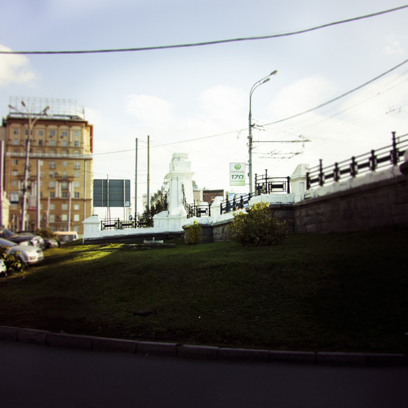 В зоне риска: Тверской путепровод. Изображение № 18.