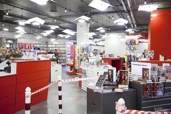 Новое место: Книжный магазин «Москва» на Воздвиженке. Изображение № 4.