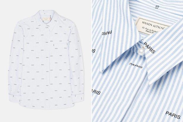 8 женских рубашек сузором. Изображение № 5.