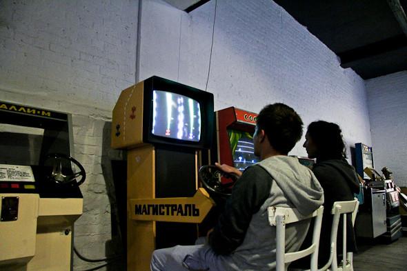 Музей советских игровых автоматов открылся на новом месте. Изображение № 11.