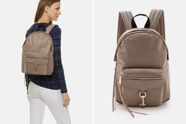 8 кожаных рюкзаков. Изображение № 5.