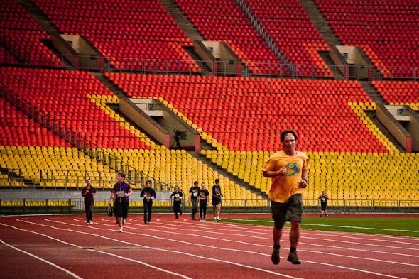 Бег с ними: В Москве прошел марафон Run Moscow. Изображение № 18.