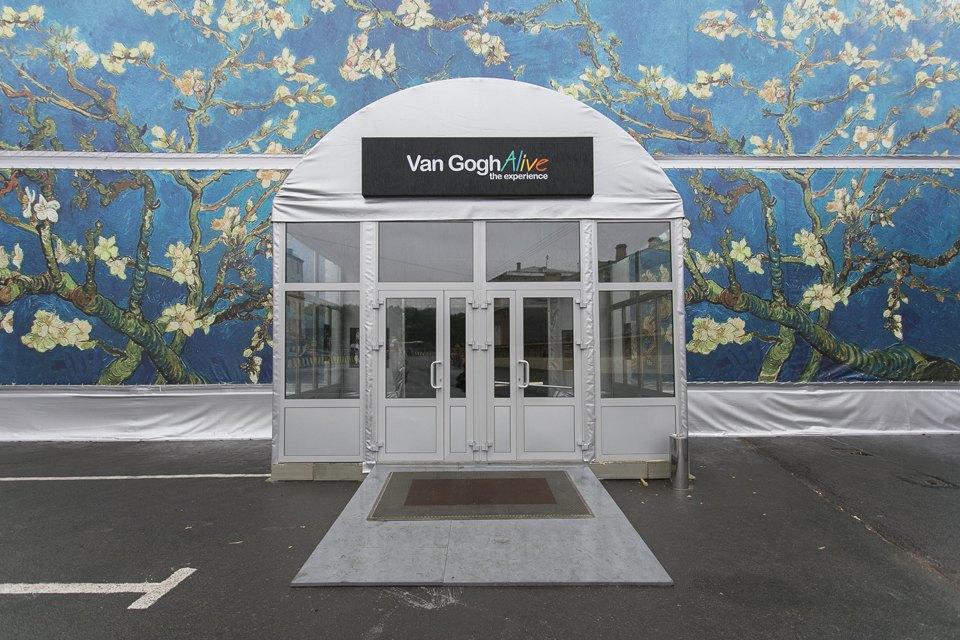 Выставка Van Gogh Alive . Изображение № 1.