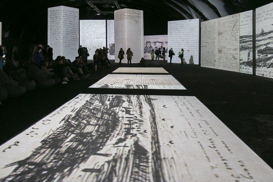 Выставка Van Gogh Alive . Изображение № 10.