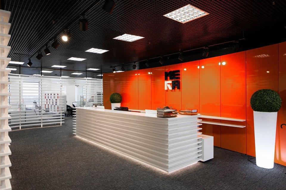 Офис ломоперерабатывающего предприятия «Мера». Изображение № 3.