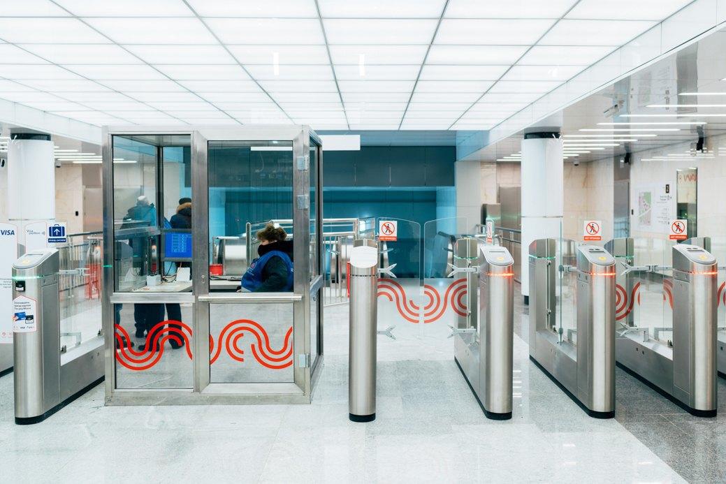 Как устроена новая станция метро «Румянцево». Изображение № 4.