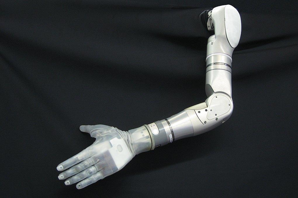 «Люк», я твой отец: Медицинские технологии, которые превратят людей вкиборгов. Изображение № 1.