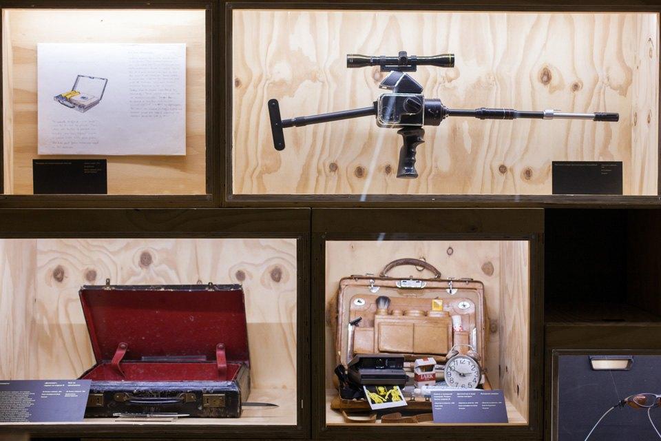 Что посмотреть навыставке «Дизайн007: 50лет стилю ДжеймсаБонда». Изображение № 8.