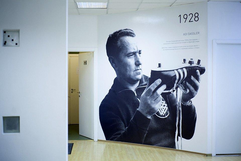 Офис: Adidas Group. Изображение № 11.