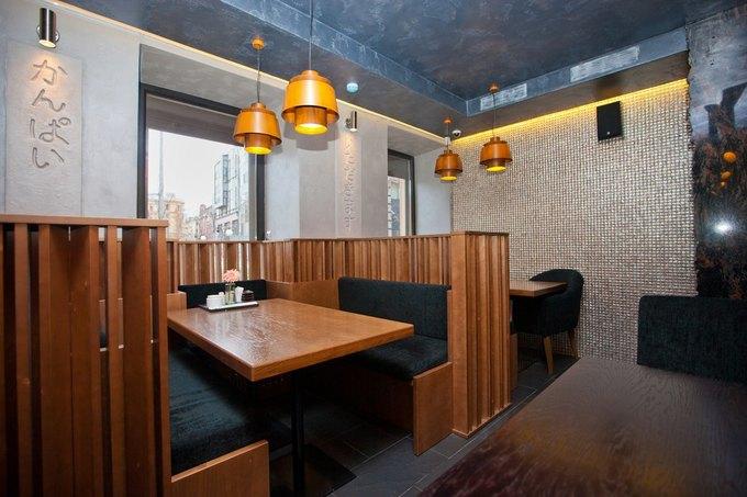 На «Чкаловской» открылся паназиатский ресторан «И рис». Изображение № 3.