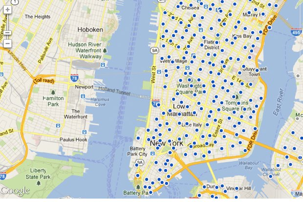 Иностранный опыт: Какзапускали велопрокат вНью-Йорке. Изображение № 8.