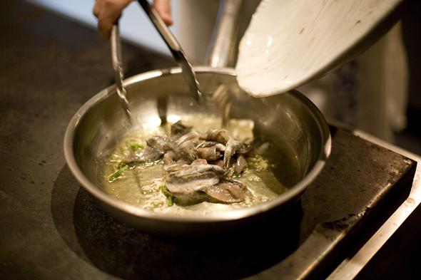 Изображение 21. Фоторепортаж с кухни: Ресторан «Бонтемпи».. Изображение № 33.