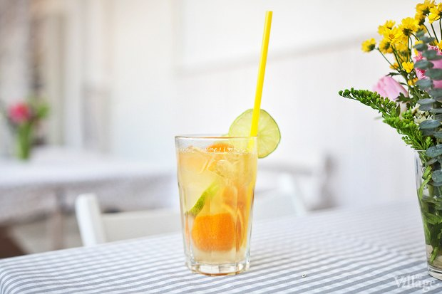 Лимонад цитрусовый — 150 рублей. Изображение № 20.