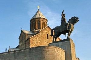 3 прогулочных маршрута по Тбилиси . Изображение № 2.