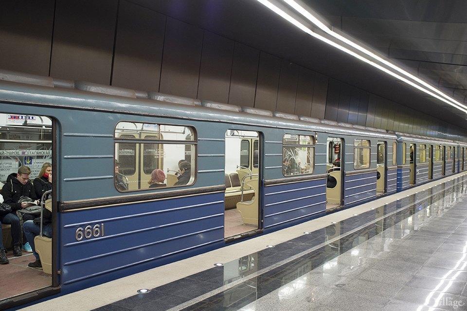 Фоторепортаж: Час пик на станции «Выхино». Изображение № 5.
