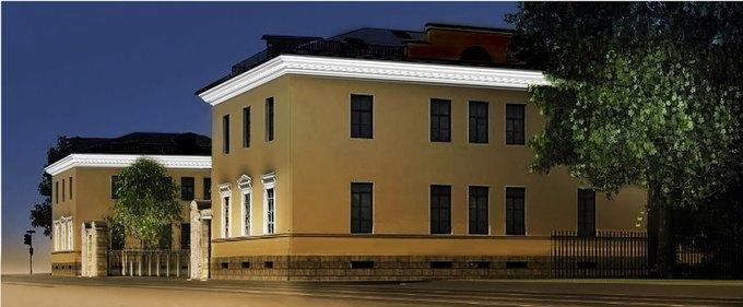 На проспекте Энгельса откроется хостел и центр современного искусства YarkyHostel&Space. Изображение № 1.