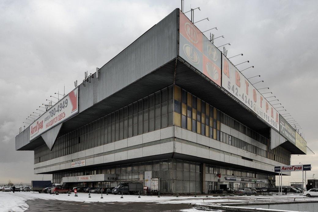 Юрий Пальмин — о том, почему важны утопии архитектора Леонида Павлова. Изображение № 8.
