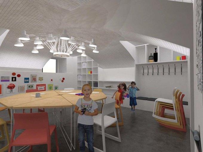 На проспекте Энгельса откроется хостел и центр современного искусства YarkyHostel&Space. Изображение № 5.