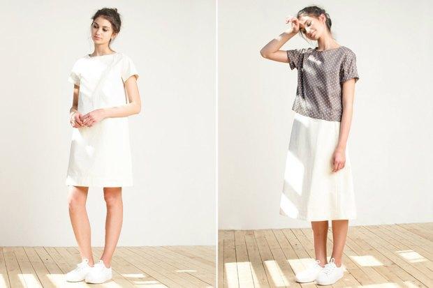Платье, 3 200 рублей;юбка, 2 300 рублей. Изображение № 2.