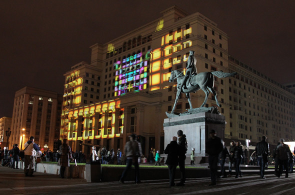 Первый фестиваль света пройдёт в Москве. Изображение № 19.
