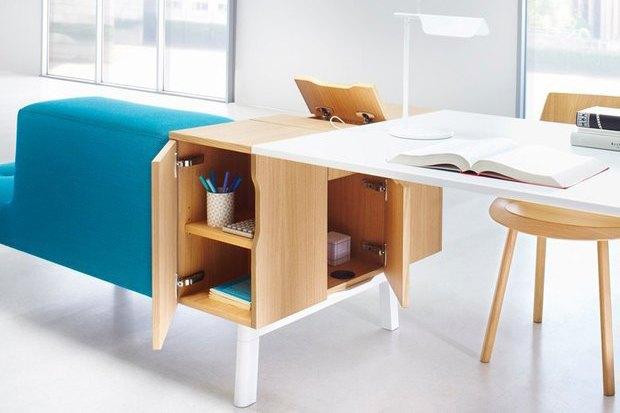 Новые подходы корганизации офисного пространства. Изображение № 14.
