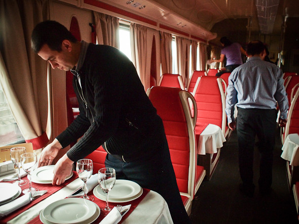Французский связной: «РЖД» запустило поезд до Парижа. Изображение № 19.