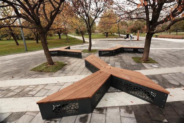 На юге Москвы после реконструкции открылся парк «Садовники». Изображение № 4.